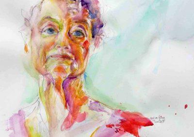 Artist at 67
