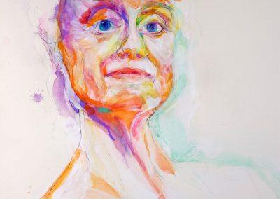 Artist at 66